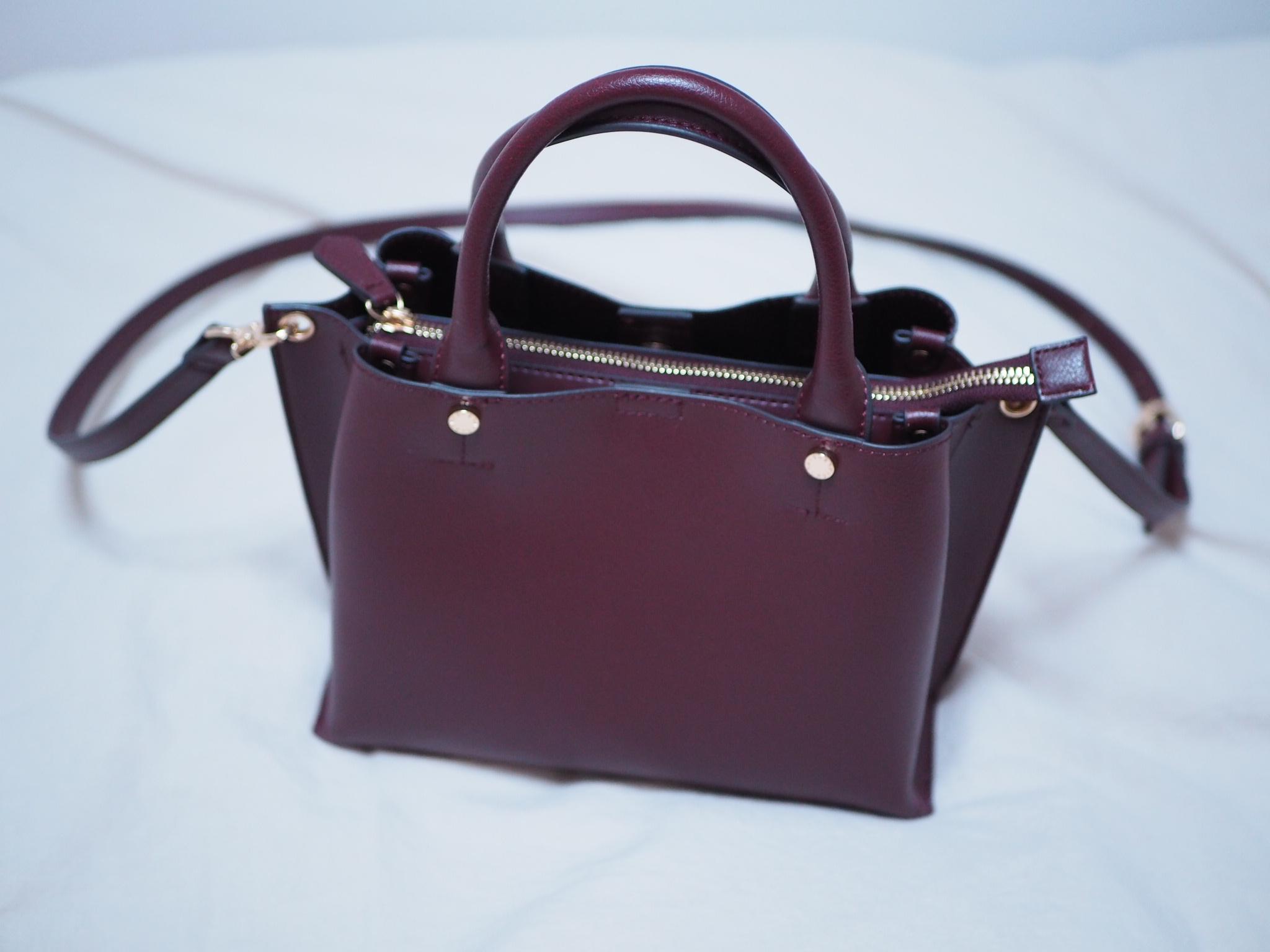【#LEPSIM】冬のさし色はプチプラで投入!DARK RED item♡_2