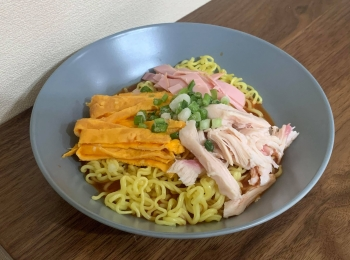 野菜ジュースで簡単冷やし中華レシピ♡感染症予防にも役立つ「予防めし」オブ・ザ・イヤー受賞メニューを紹介