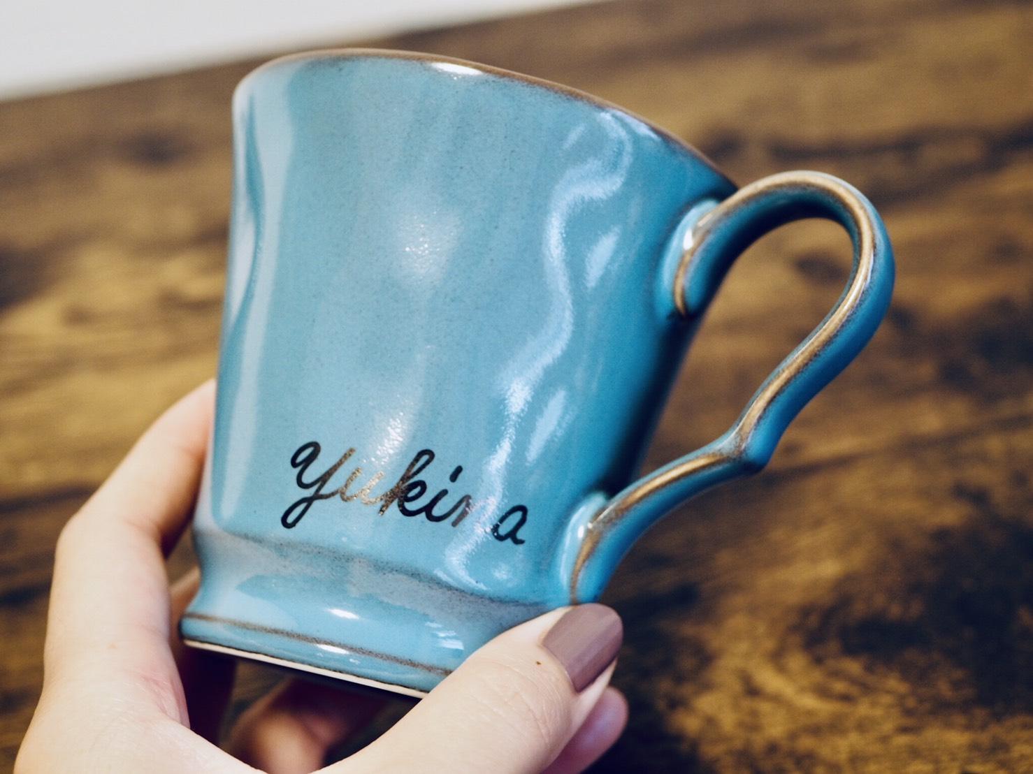 【ペアマグカップ】ギフトにも、自分にも。おすすめの名入れ工房❤︎_2