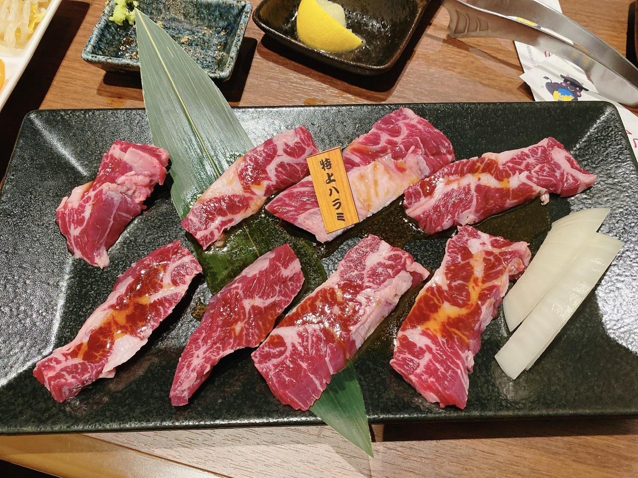 【徳島グルメ】地球儀の上に立つ黒牛が目印!とにかく美味しい焼肉を食べるならココ♡_5