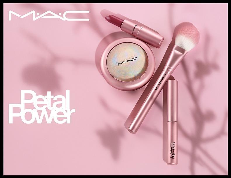 【2020 春コスメ】『M・A・C』から、桜にインスパイアされたピンクなコレクションが限定登場! おすすめアイテムは?_1