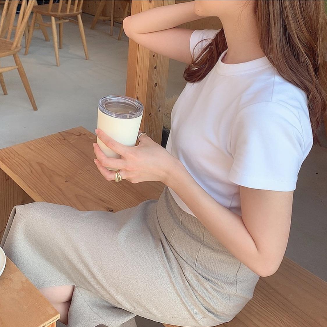 おしゃカフェ巡りと今日のコーデ_3
