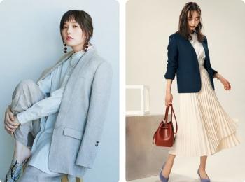 春のジャケットコーデ特集 - 20代向け好印象なレディースコーディネートまとめ | 2020年版