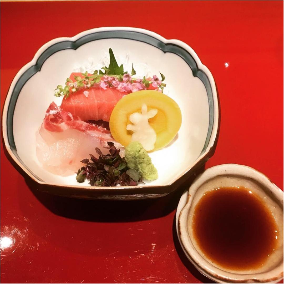 【東京 八重洲】はじめて中トロを出したと言われている和食割烹【や満登】_4