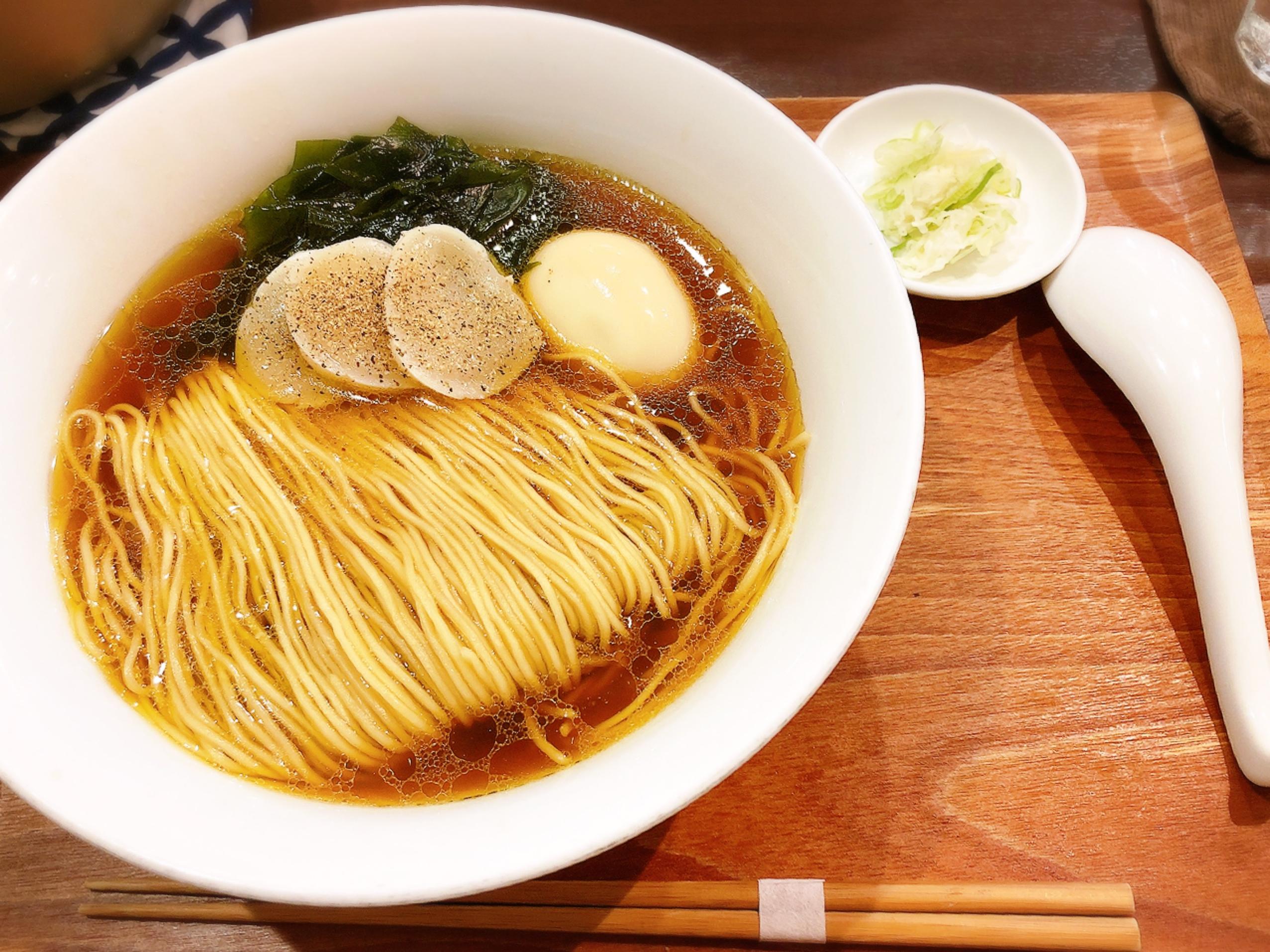 【#静岡】フレンチのシェフが作るフレンチチックなラーメンが絶品!上品でリッチなスープ♡ Le Dessin_1