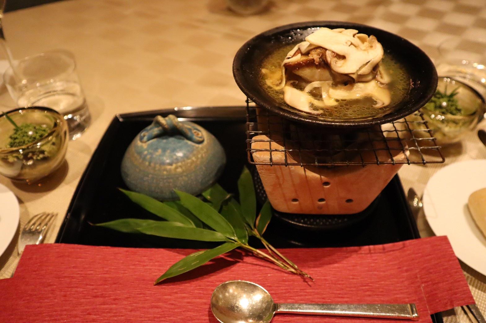 【箱根】《THE HIRAMATSU HOTELS & RESORTS 仙石原》へ行きました〜ディナー編〜_6