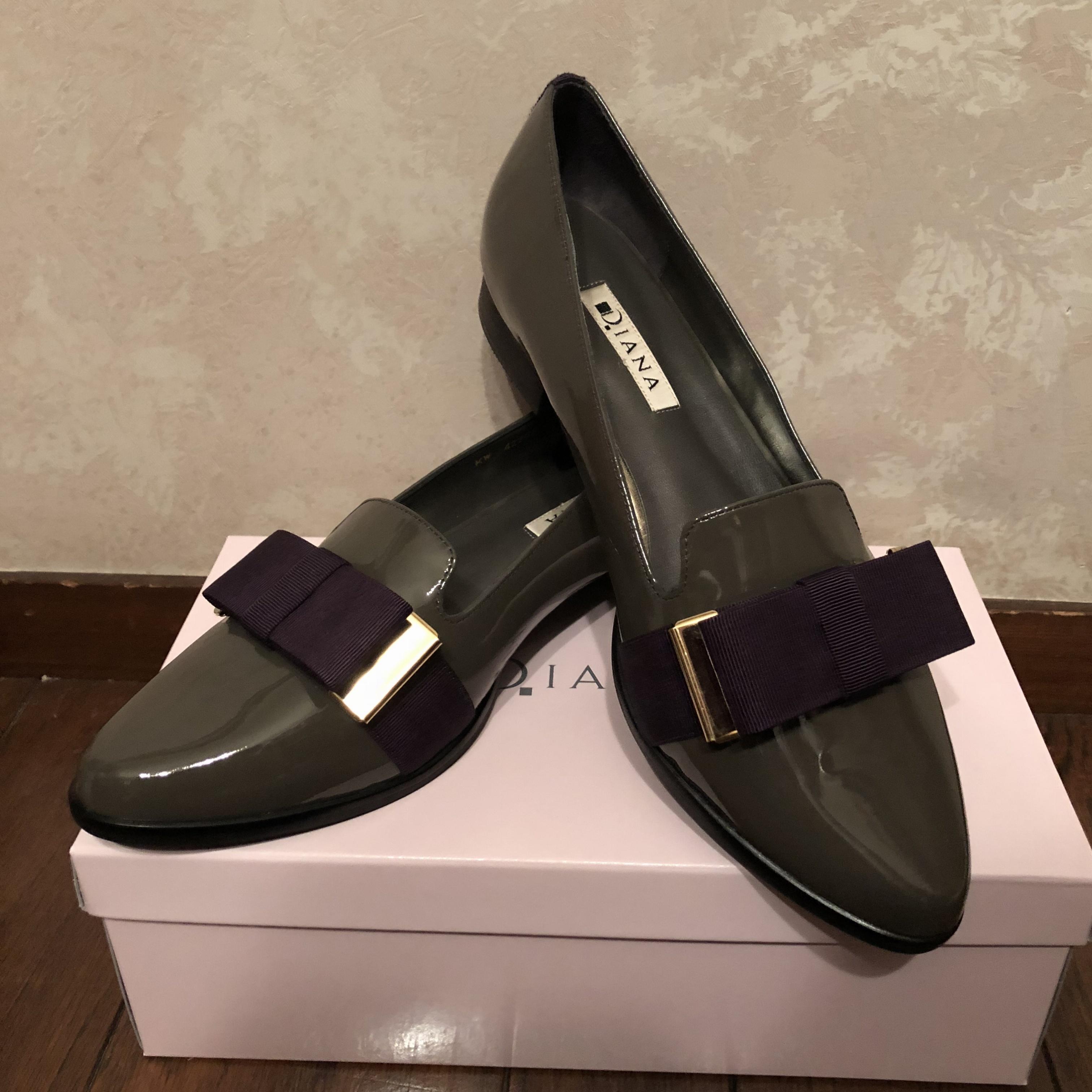 《ファッション》雨でも履ける DIANAの靴_1