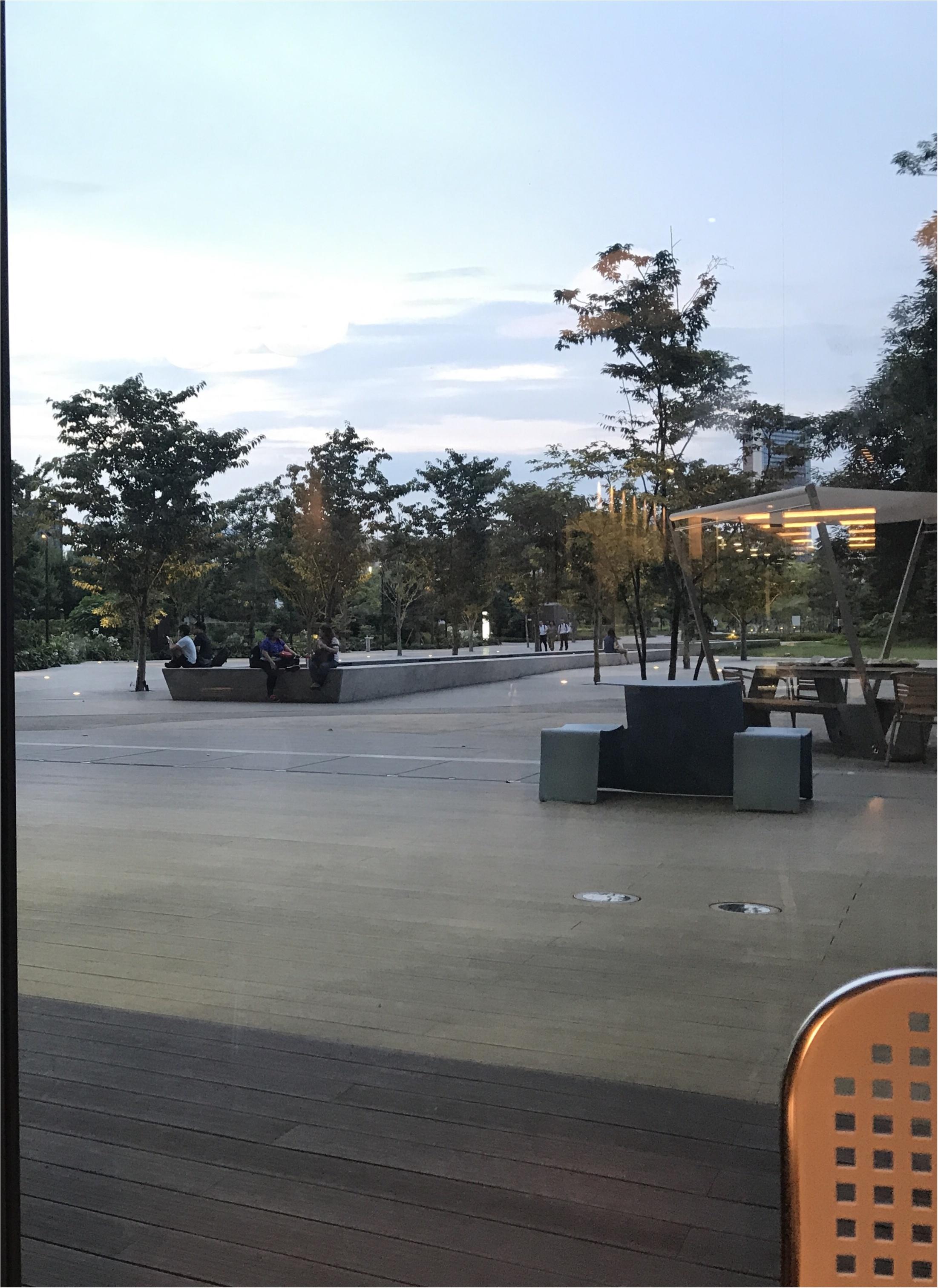 【品川シーズンテラス】「Good Morning Cafe」あの人気番組のロケ地が目の前です!_4
