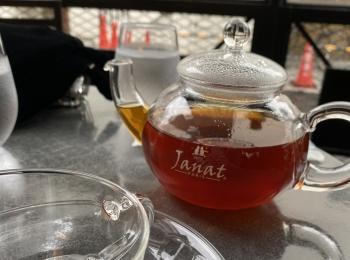 【カフェ】JANETに行ってきました♪