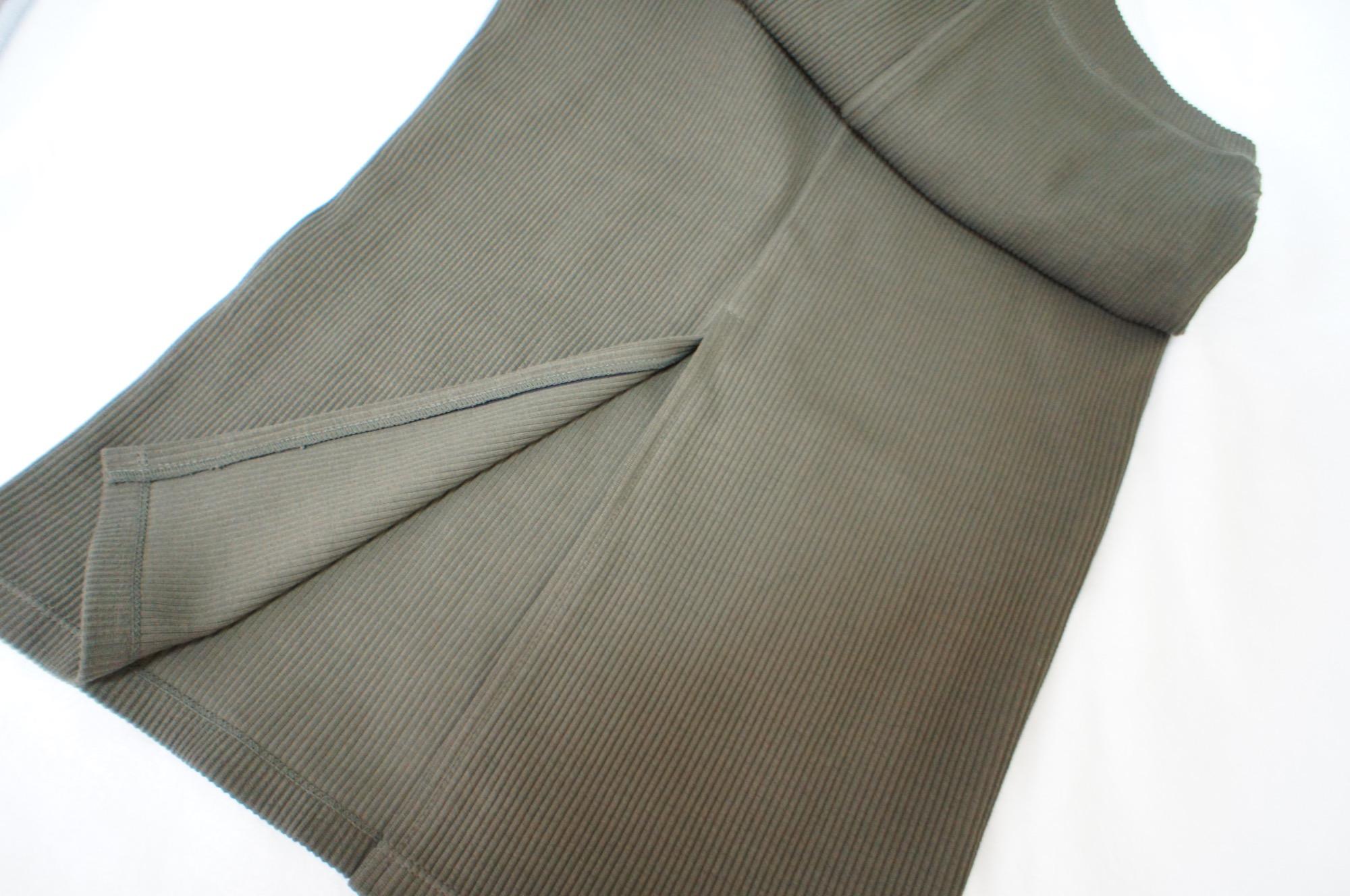 《#170cmトールガール》のプチプラコーデ❤️トレンド感たっぷり!【UNIQLO】リブタイトロングスカートが使える☻_2
