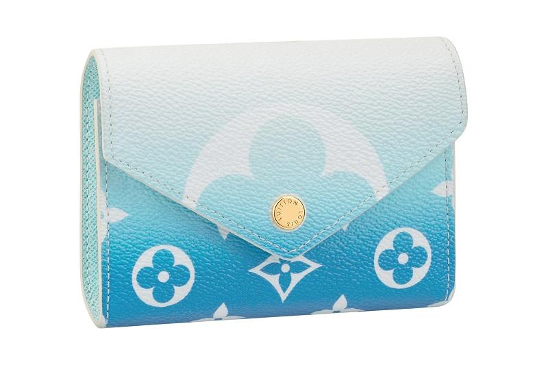 ルイ・ヴィトンの新作財布。ポルトフォイユ・ヴィクトリーヌ