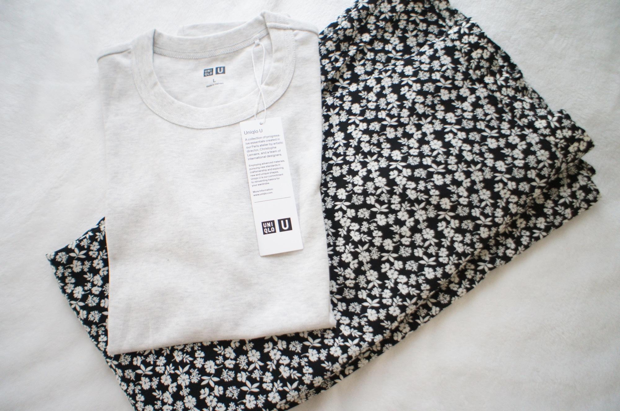 《#170cmトールガール》のプチプラコーデ❤️【Uniqlo U】の大人気Tシャツ!買い足すなら◯◯カラーがおすすめ❤︎☝︎_3