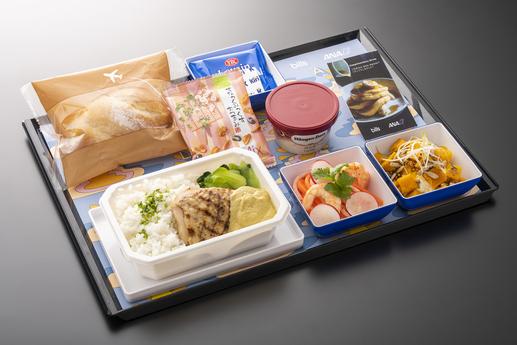 【ハワイ女子旅】『ANA』で『bills』のオリジナル機内食が楽しめる♡ ホノルル行きエコノミークラスに乗ろう♡_2