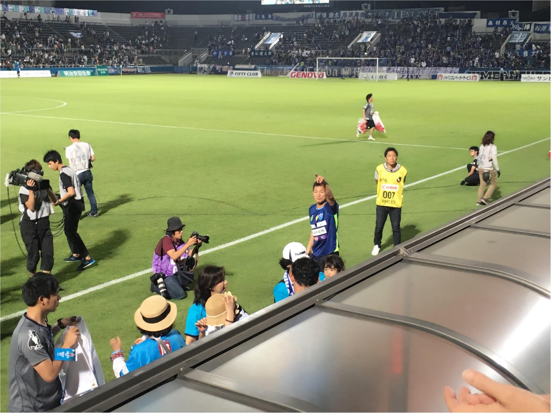 ♡サッカー観戦×モアハピ女子会(*>ω<*)‼︎【横浜FC】♡モアハピ◡̈のぞみ♡_10