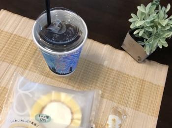 【コンビニスイーツ】今季も可愛いMACHI cafe ☕️