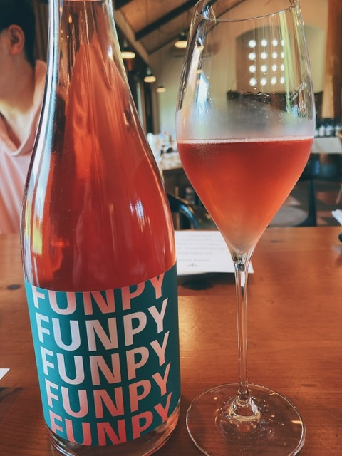 ワイン ロゼスパークリング
