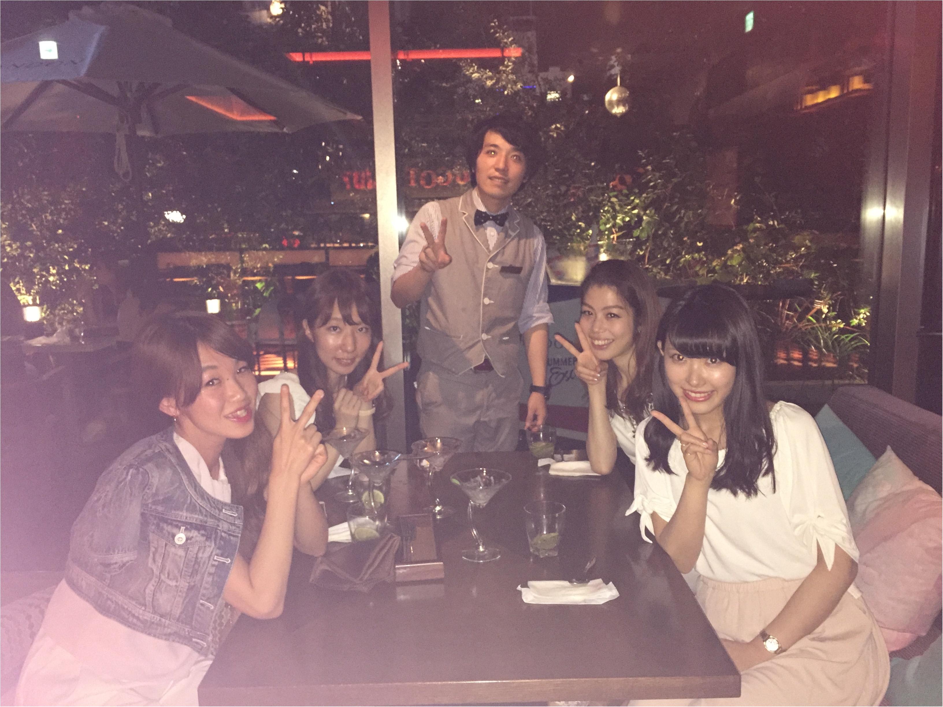 【FOOD】今度の女子会はここで決まり♡?!ぐるナイで話題! 「GENIE'S TOKYO」で味良し雰囲気良しの贅沢Dinner♡_18