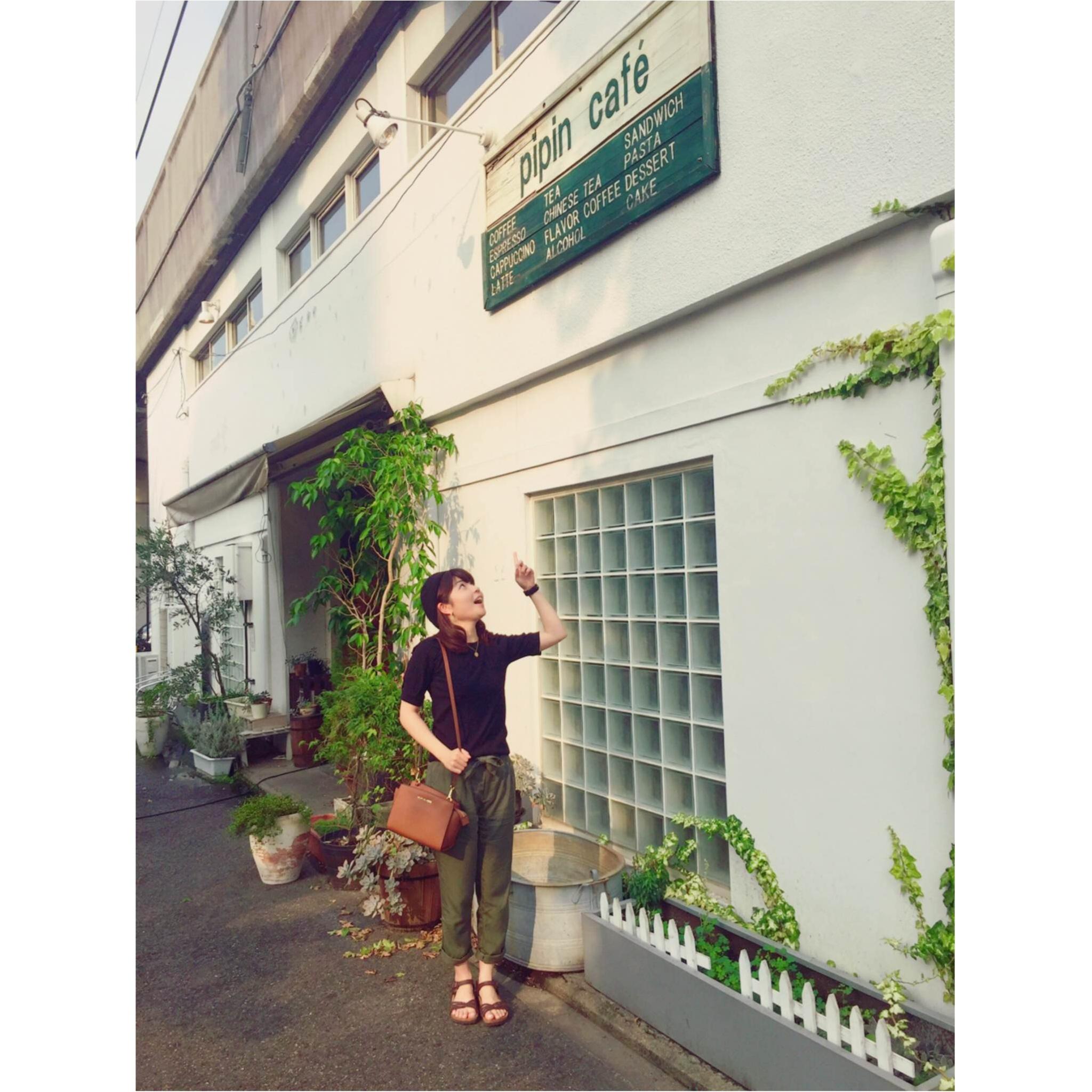 ポケモンの聖地⁉モンスターボールの形をした【名古屋の鶴舞公園】近くのおしゃれカフェ♡_7