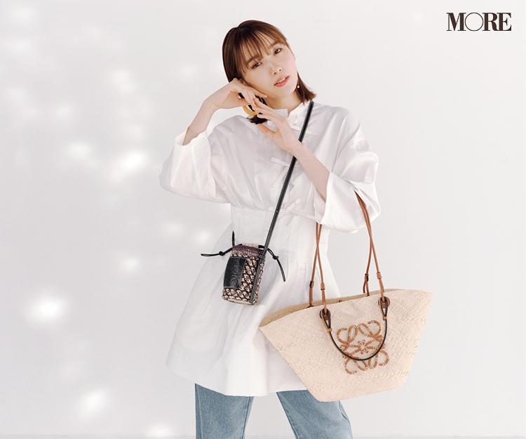 【2021最新おすすめかごバッグ】LOEWE(ロエベ)のかごバッグ