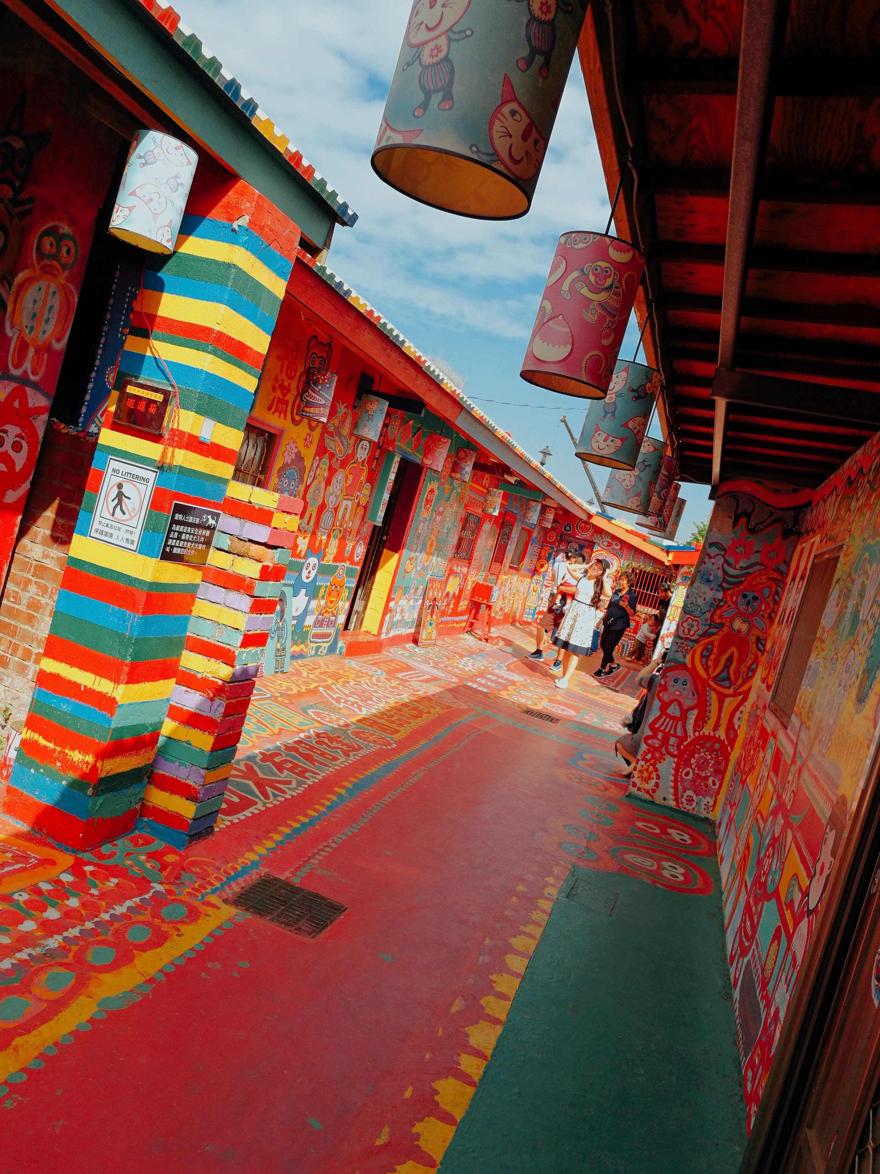 【台湾】台湾にいくならアートの村台中へgo_4