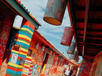 【台湾】台湾にいくならアートの村台中へgo