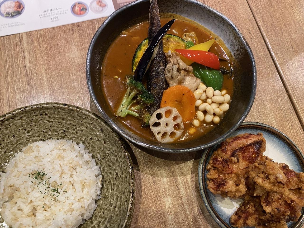 【北海道カレー】Rojiura Curry SAMURAIをご紹介☀︎_2