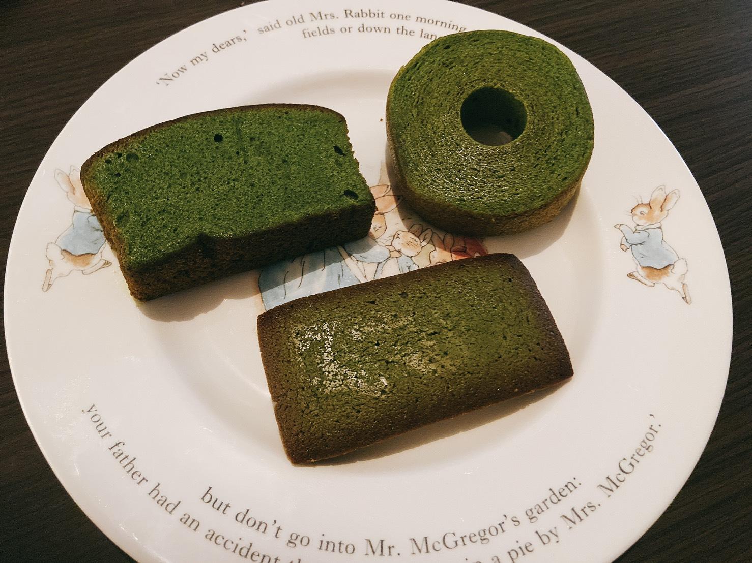 【新発売】抹茶焼き菓子3種食べ比べ!ファミマの宇治抹茶づくしレポ第2弾【食レポ】_6