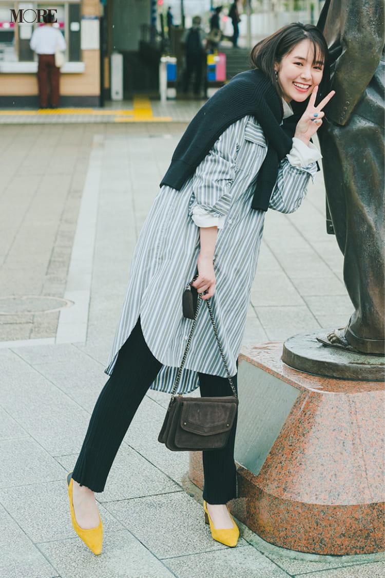 冬の女子会コーデ【2019 - 2020年版】- 20代女子におすすめのデニムやスカートで合わせるおしゃれな褒められコーデ特集 PhotoGallery _1_19