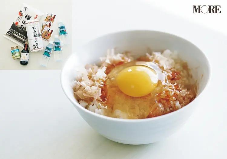 おすすめお取り寄せグルメの鹿児島県の卵かけごはん