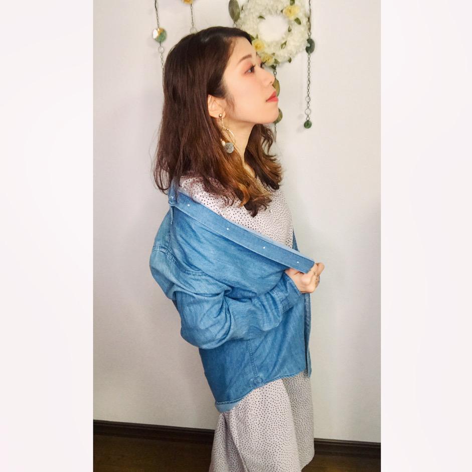 【オンナノコの休日ファッション】2020.5.4【うたうゆきこ】_1