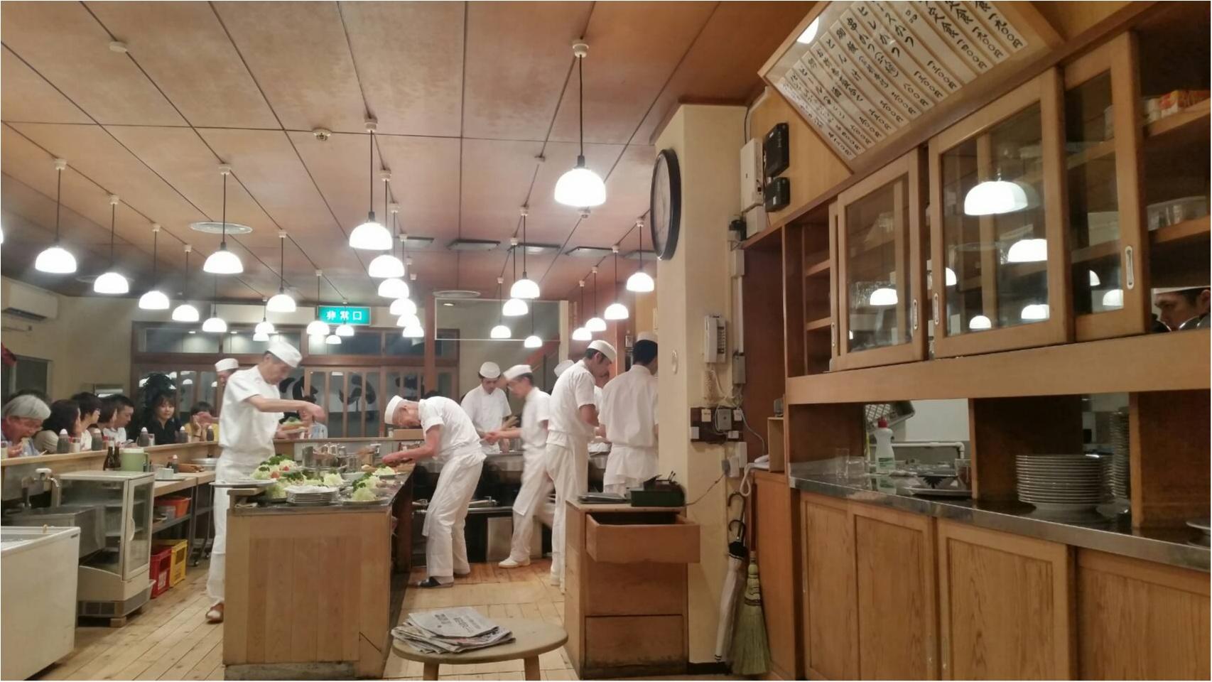 目黒駅から徒歩数分「とんき」はとんかつが美味しい上に店員さんが凄い!_2