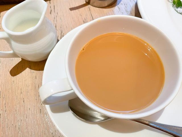 【Afternoon Tea TEAROOM】No.1スイーツ 《アップルパイ》と《紅茶》で優雅な休日♡_4