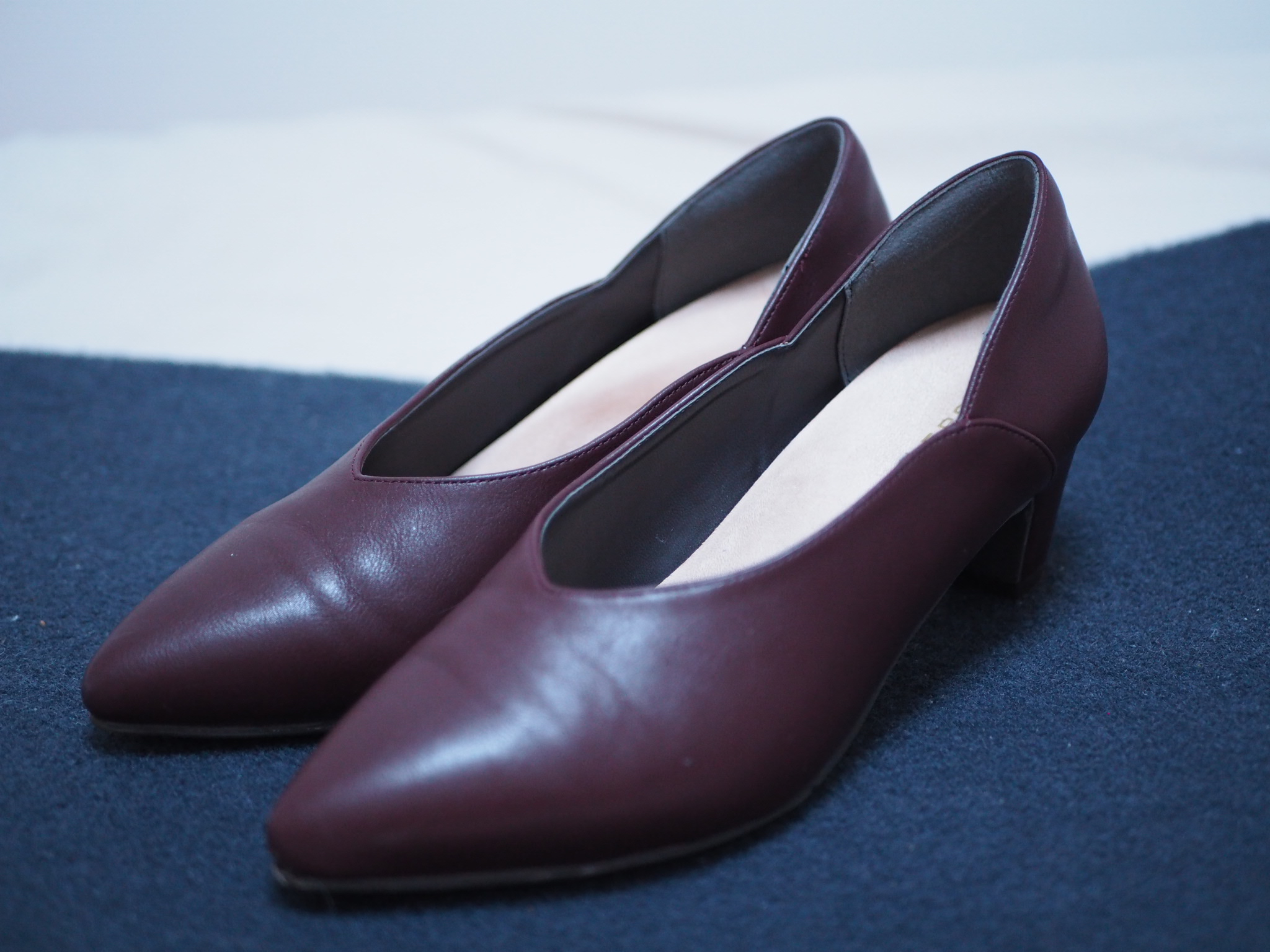 【#LEPSIM】冬のさし色はプチプラで投入!DARK RED item♡_3