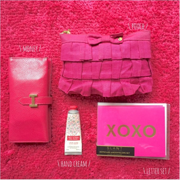 【Beauty】毎日の小物はピンクで統一気分Up♡だいすきkate spade のparty情報も♡_8