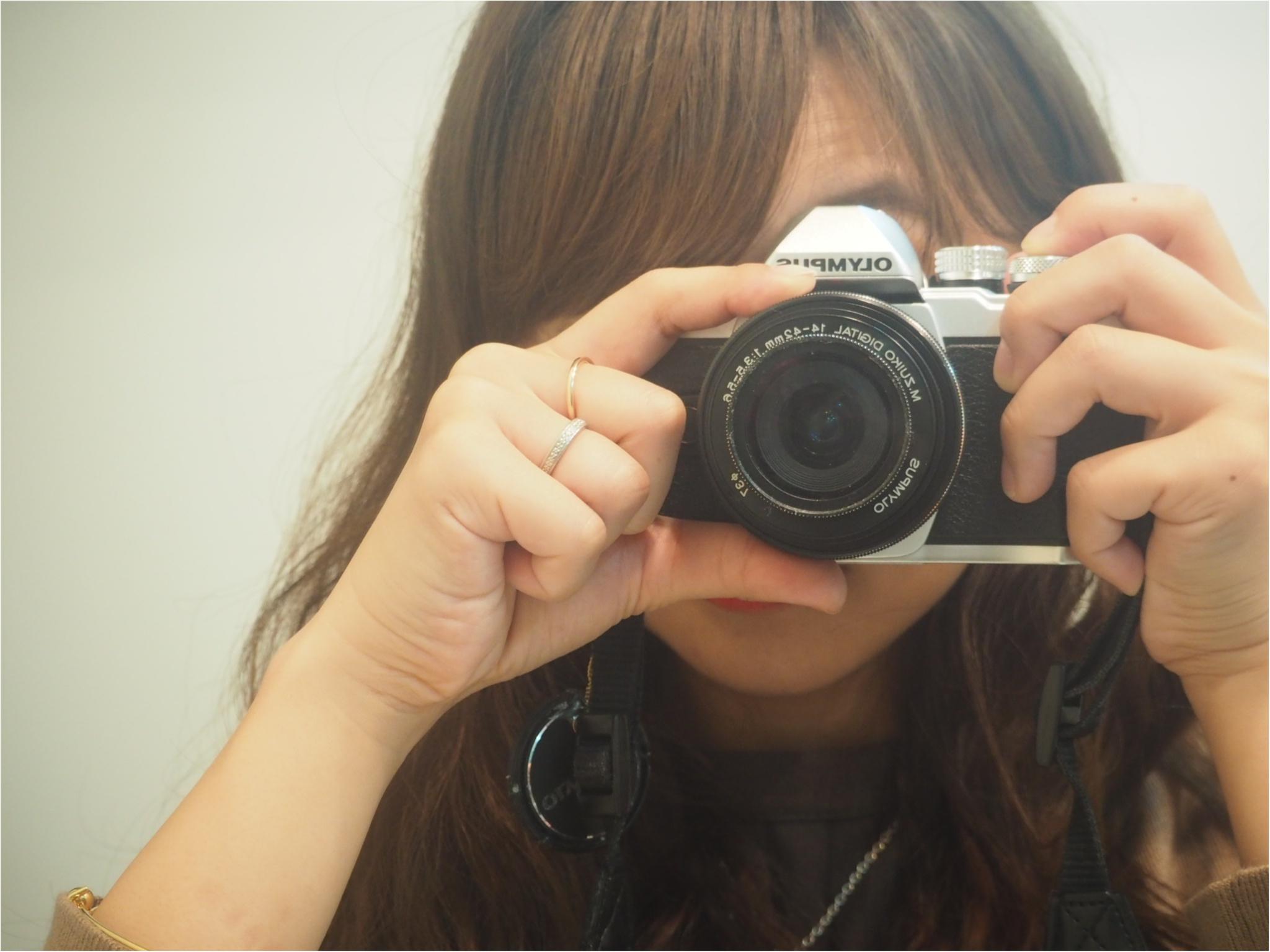 カメラ女子の相棒≪OLYMPUS OMD10 mark2≫を買っちゃいました!~カメラの魅力をご紹介~_1