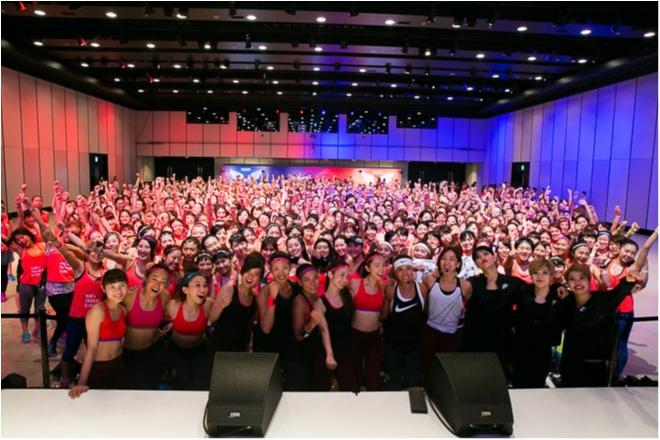 【申込みは明日まで】総勢2500人女性限定トレーニングイベントが開催!場所はなんと相撲の聖地!?_1