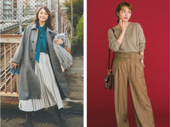 【2019】冬のオフィスカジュアル特集 - ユニクロなど20代女性におすすめの人気ブランドの最新コーデ