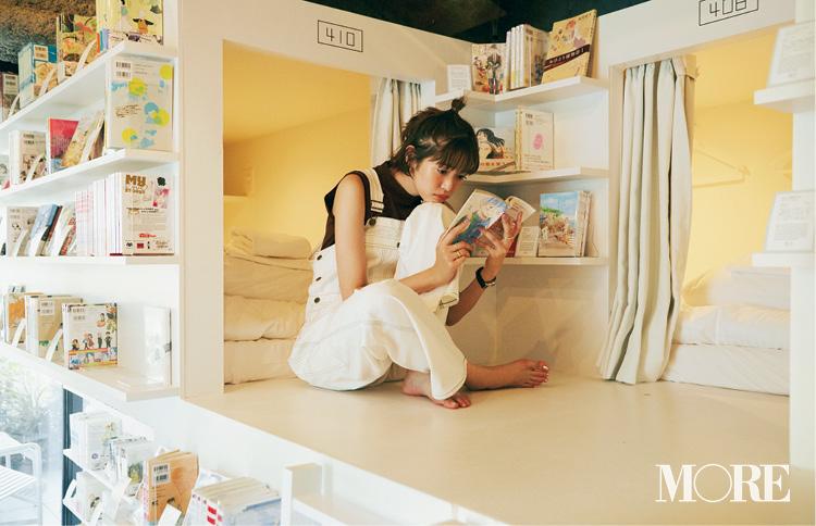 漫画をテーマにしたコンセプト型カプセルホテル『MANGA ART HOTEL, TOKYO』☆【佐藤栞里のちょっと行ってみ!?】_1