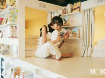 漫画をテーマにしたコンセプト型カプセルホテル『MANGA ART HOTEL, TOKYO』☆【佐藤栞里のちょっと行ってみ!?】