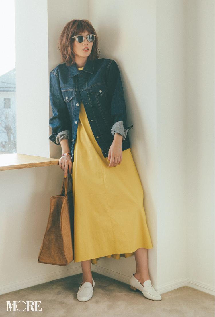本田翼が魅せるローファーコーデ♡ 大ヒット中アイテムでスカートもパンツもおしゃれになる!_1_3