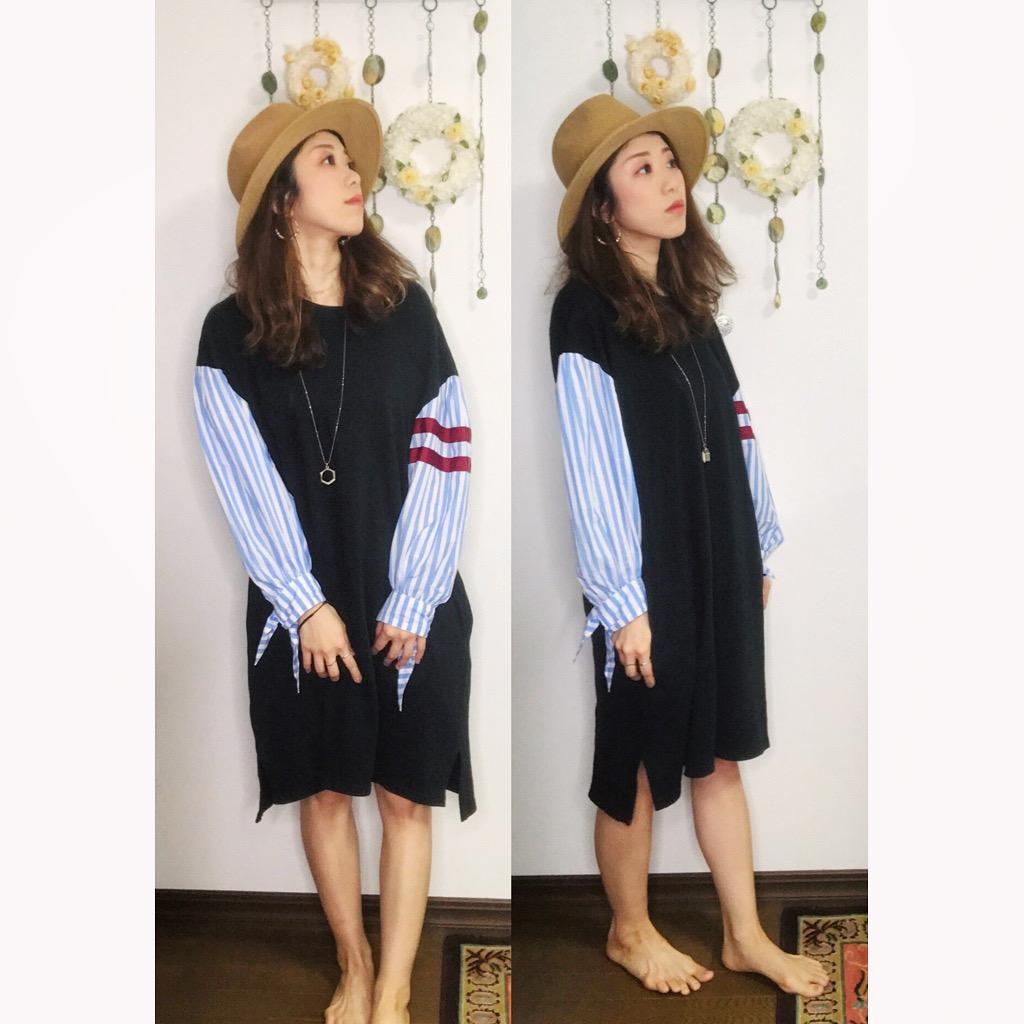 【オンナノコの休日ファッション】2020.6.21【うたうゆきこ】_1