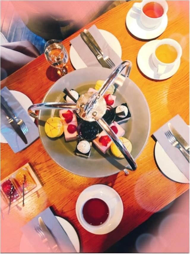【モアハピ的三ツ星女子会スポット】焼きたてフレンチトーストが美味しい♡ブランチ専門店「M HOUSE」でアフターヌーンティー@東京・恵比寿_1