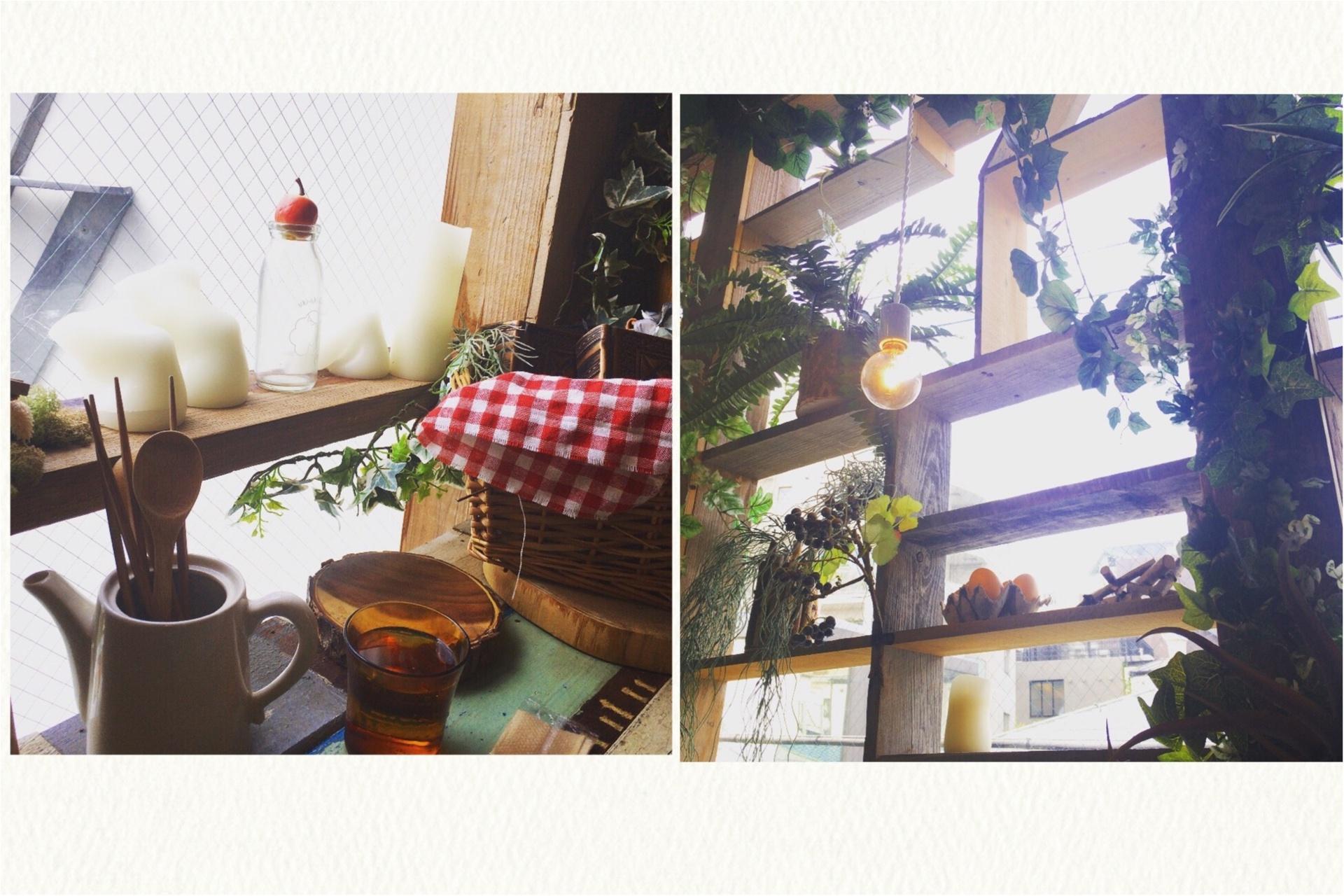代官山でおしゃれピクニック気分が楽しめる!♡ステキなカフェにランチへ行ってきました♡_2