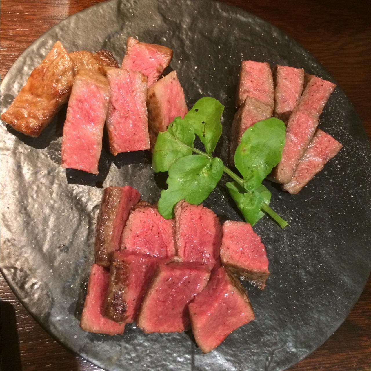 クリスマスイブもお肉を食べたいっっ!!! 恵比寿の『89BAL』で厳選和牛を堪能♡_1