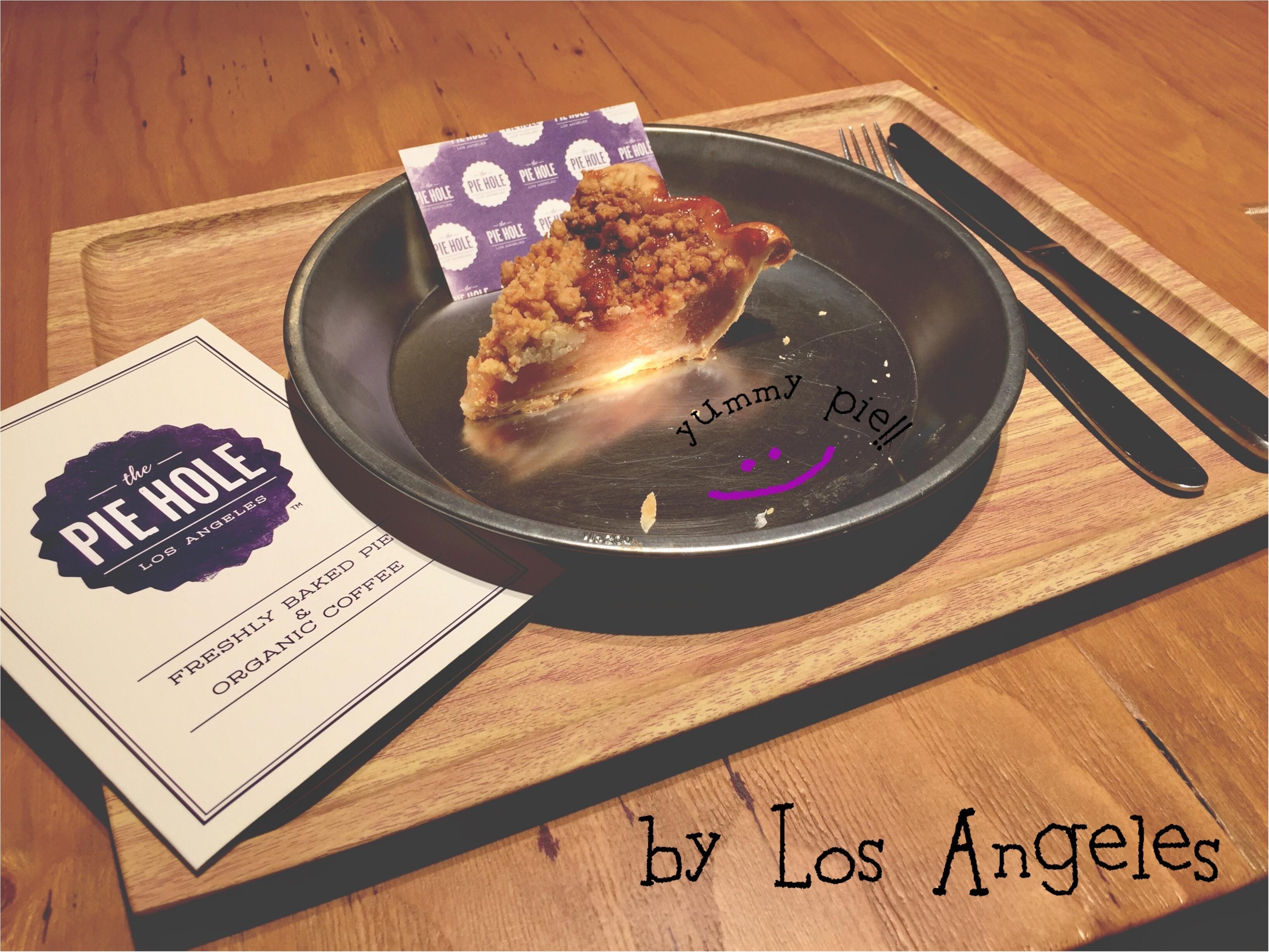 【FOOD】LA発!人気のPIE HOLEが日本上陸★噂のパイがうますぎる♡_8
