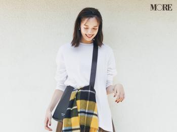"""新しく買わなくってもいいじゃん♡ ベージュのプリーツスカートは""""3足の靴""""で新鮮さがよみがえる!"""