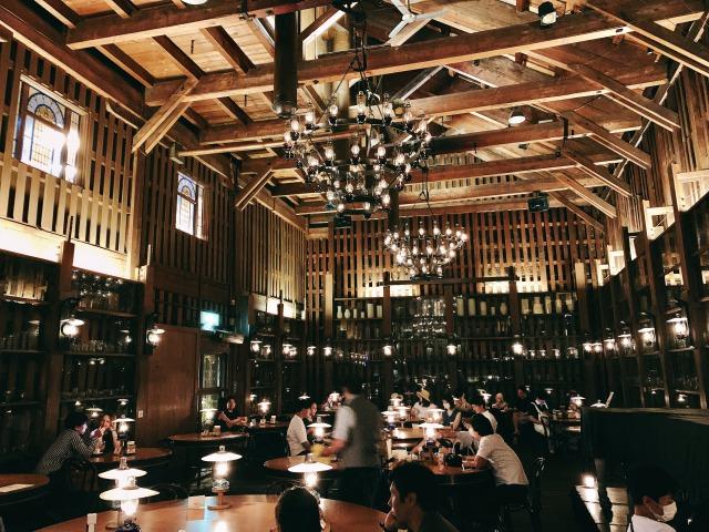 【女子旅におすすめ】北海道の小樽『北一ホール』は外せない★167個のランプが灯る幻想的カフェ_2