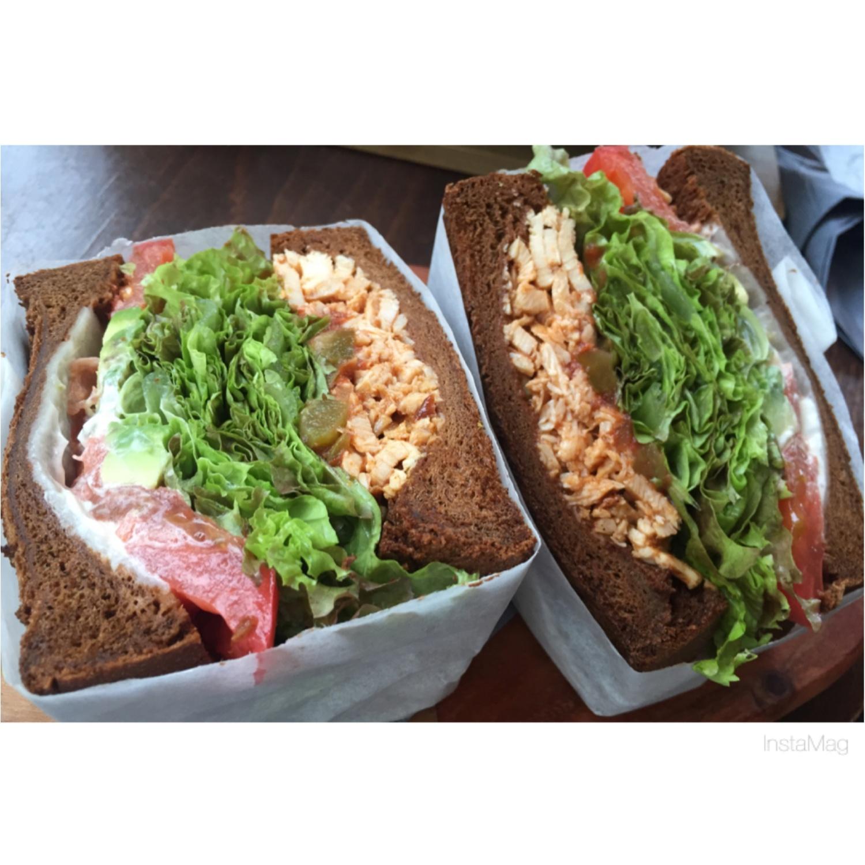 ♡インスタ映え間違いなし!ボリューミーなサンドイッチが食べれる場所とは?♡_2