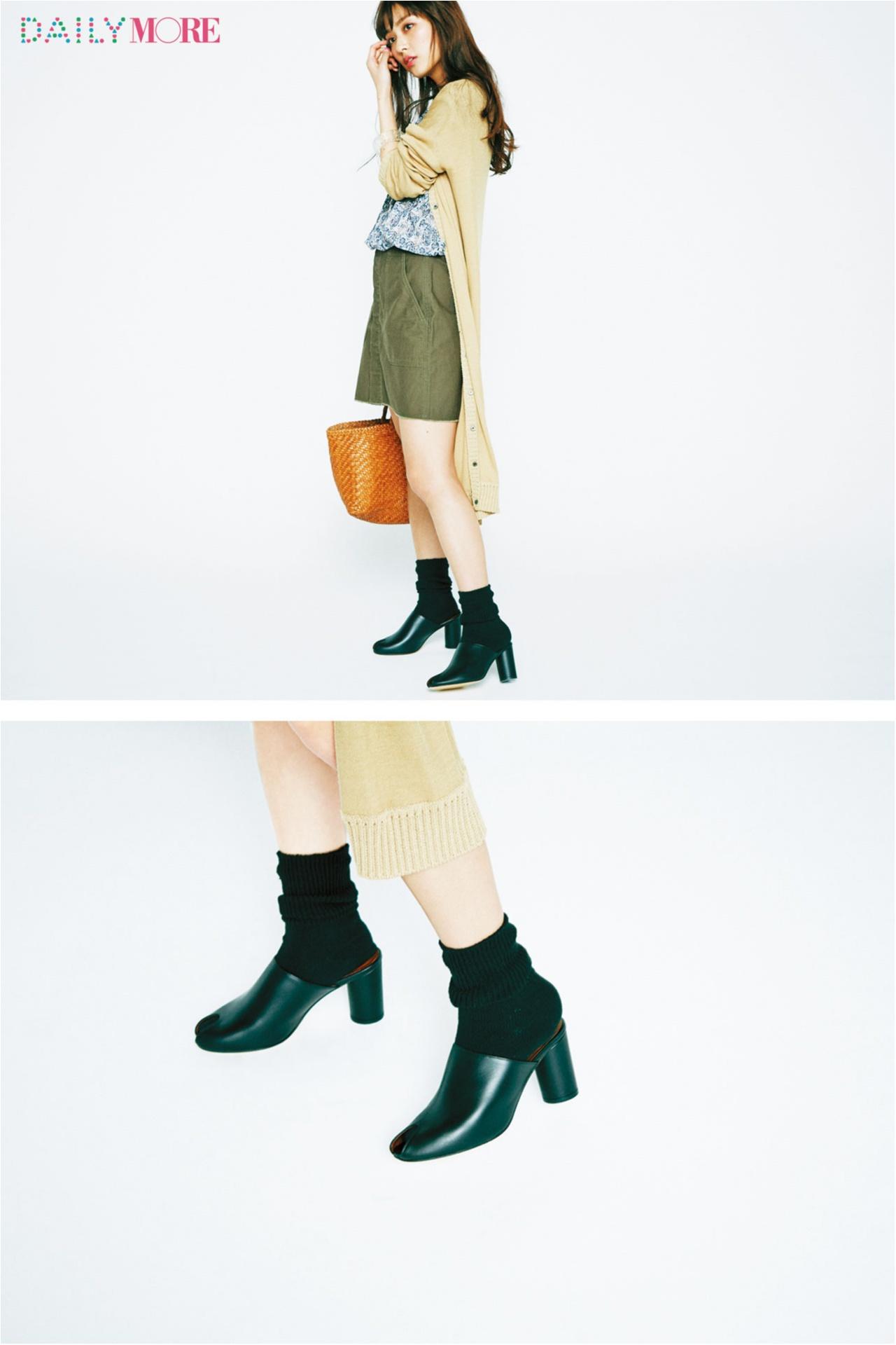 """""""この春、靴は2足セットで買う""""のが正解って知ってた?【甲深ミュール×春スウェード】で簡単におしゃれ上級者♡_5"""