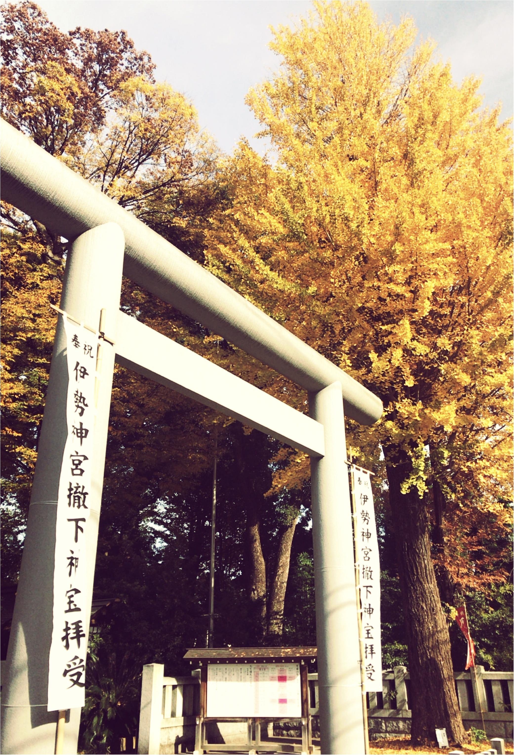 東京散歩~とっても可愛い身に付けるお守り&持ち帰り1時間以内じゃないと買えないモンブラン_2